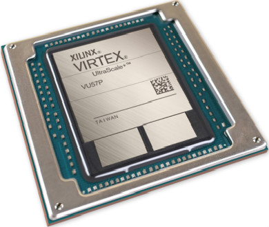 Xilinx announced its first quarter financial report for the new fiscal year, and its data center business surged.