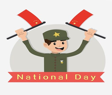 Holiday for National Day!!! - 圖片